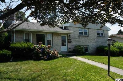 Hershey Single Family Home Active/Pending Tbo: 506 Cedar Avenue