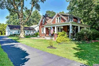 Boiling Springs Single Family Home For Sale: 500 Forge Road