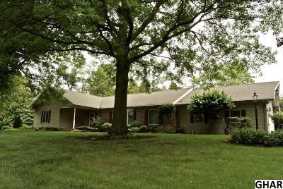 Single Family Home For Sale: 1441 Brandton Road