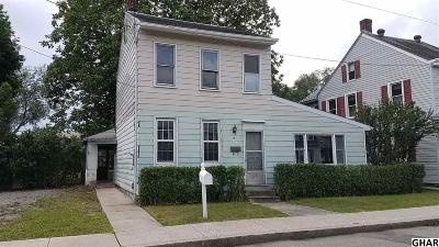 Cumberland County Single Family Home For Sale: 348 A Street