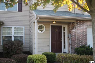 Hummelstown Rental For Rent: 123 Oriole Ct