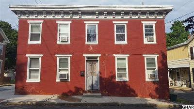 Cumberland County Multi Family Home For Sale: 200 W Locust St