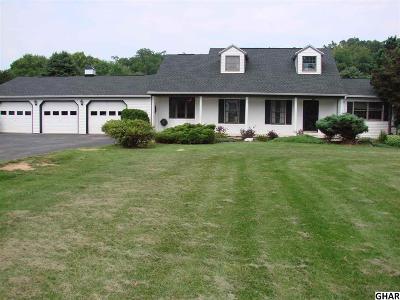 Carlisle Single Family Home For Sale: 162 Ken Lin Drive