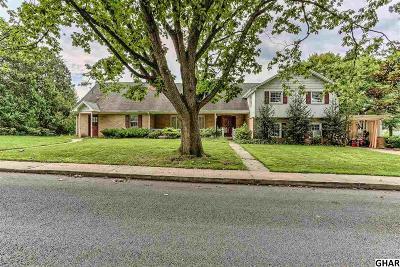 Shippensburg Single Family Home For Sale: 414 Schoolhouse Lane