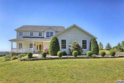 Carlisle Single Family Home For Sale: 3440 Waggoners Gap Rd