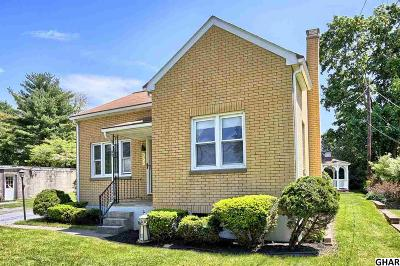Hummelstown Single Family Home For Sale: 355 Middletown Road