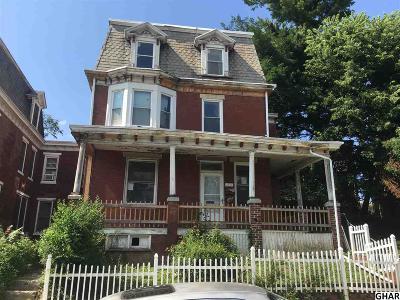 Harrisburg Single Family Home For Sale: 1836 Regina Street