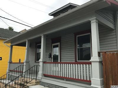 Shippensburg Single Family Home For Sale: 17 E Orange St.