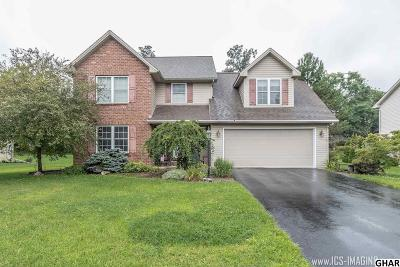 Mount Holly Springs Single Family Home For Sale: 17 Westgate Dr