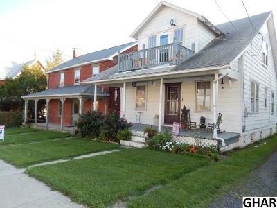 Multi Family Home For Sale: 239-241 Main Street