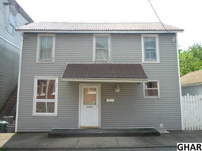 Duncannon Single Family Home For Sale: 115 Cumberland Street