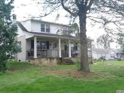 Shippensburg Single Family Home For Sale: 131 Airport Rd