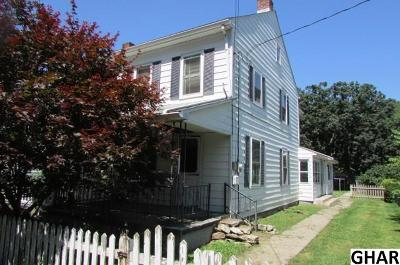 Cumberland County Single Family Home For Sale: 231 Pine Grove Rd