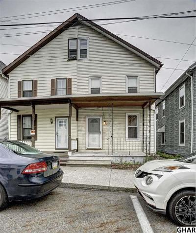 Halifax Single Family Home For Sale: 229 Armstrong