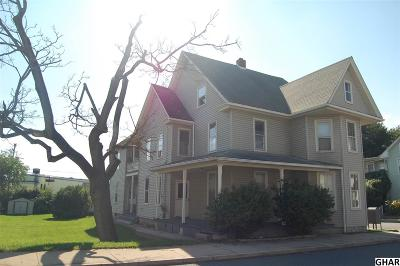 Palmyra Multi Family Home For Sale: 157-159 N College Street