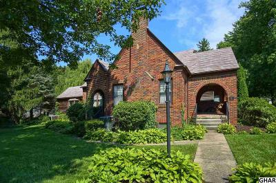 Single Family Home For Sale: 600 W Main Street