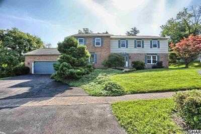 Harrisburg Single Family Home For Sale: 2265 Forest Hills Drive