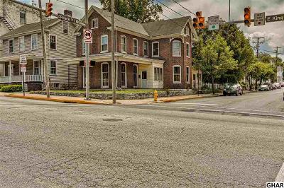 Shippensburg Single Family Home For Sale: 200 E King Street