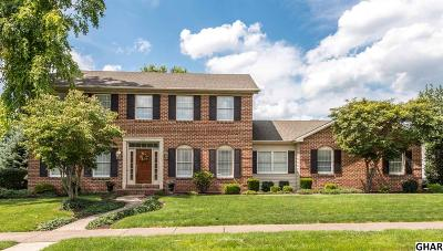 Mechanicsburg Single Family Home For Sale: 1107 Saffron Drive