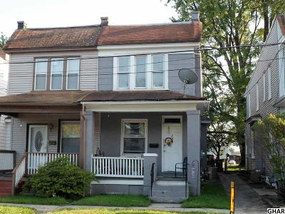 Harrisburg Single Family Home For Sale: 623 Lucknow