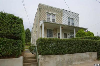 Harrisburg Single Family Home For Sale: 6860 Huntingdon Street