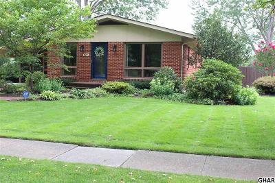 Middletown Single Family Home For Sale: 927 Hoffer St