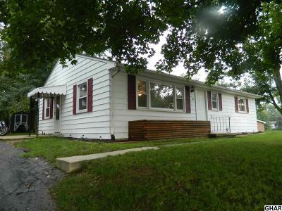 Carlisle Single Family Home For Sale: 100 Walton Avenue