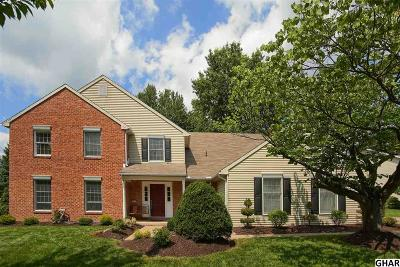 Mechanicsburg Single Family Home For Sale: 907 Kent Dr