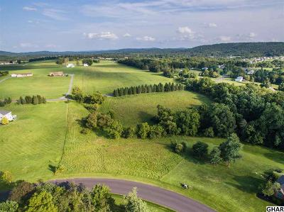 Mechanicsburg Residential Lots & Land For Sale: 632 Southridge Drive, (Lot #9), (5.47 Acres)