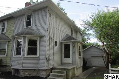 Enola Single Family Home For Sale: 26 E Columbia Rd