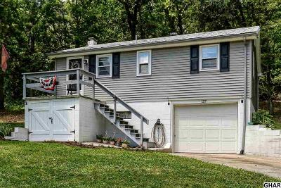 Cumberland County Single Family Home Back On Market: 127 Mountain Road