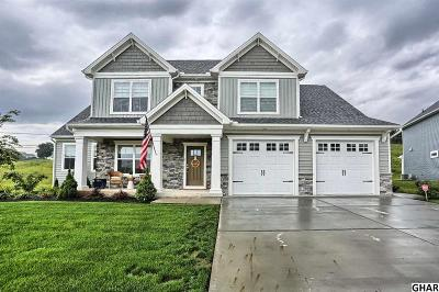 Mechanicsburg Single Family Home For Sale: 6 Grayhawk Way North
