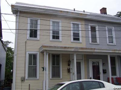 Carlisle Single Family Home For Sale: 138 E Penn Street
