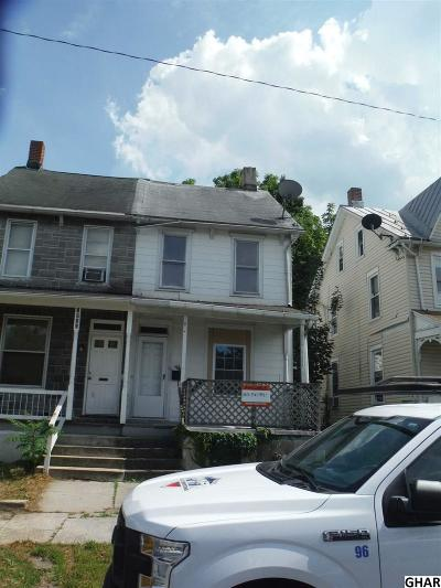 Harrisburg Single Family Home For Sale: 1831 Briggs St