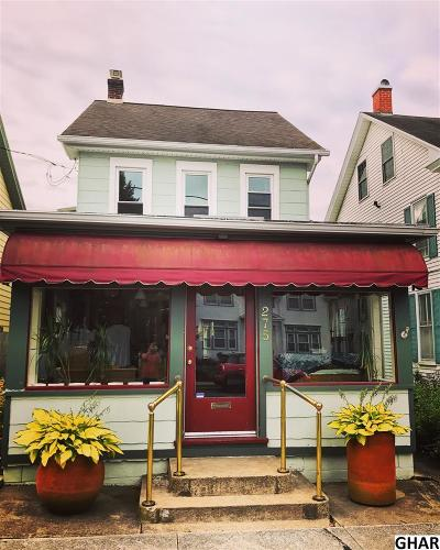 Hummelstown Single Family Home For Sale: 275 W Main St