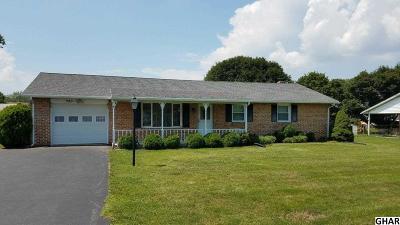 Carlisle Single Family Home For Sale: 940 Forge Road