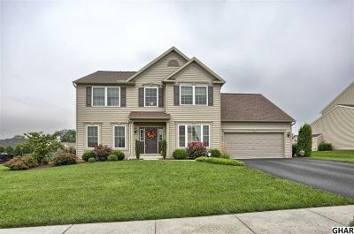 Palmyra Single Family Home For Sale: 13 Cottonwood Court