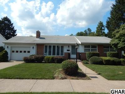 New Cumberland Single Family Home For Sale: 705 15th Street