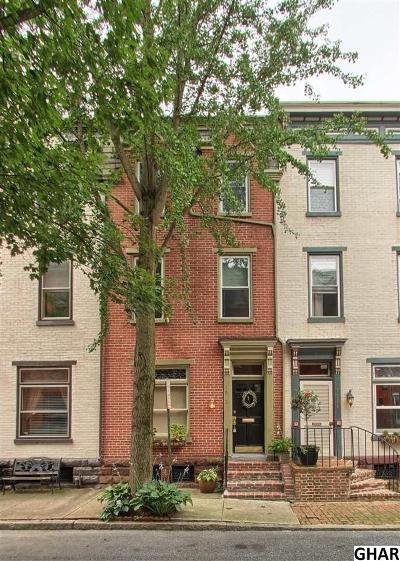 Harrisburg Single Family Home For Sale: 1612 Penn St