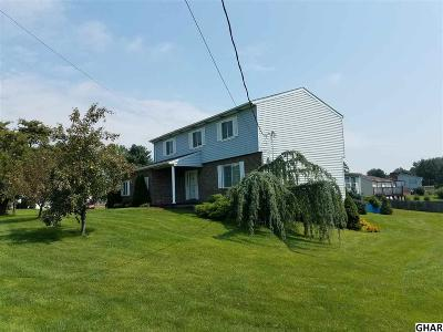 Mechanicsburg Single Family Home For Sale: 101 Westview Drive