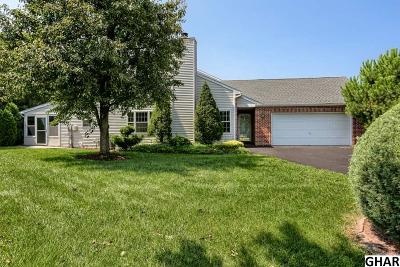 Mechanicsburg Single Family Home For Sale: 4134 Nantucket Drive