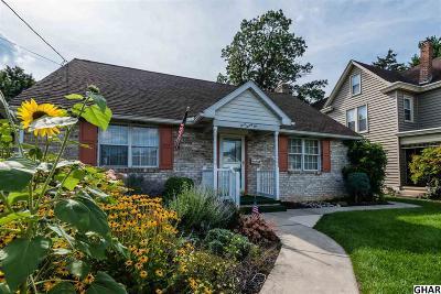 Carlisle Single Family Home For Sale: 326 Franklin Street