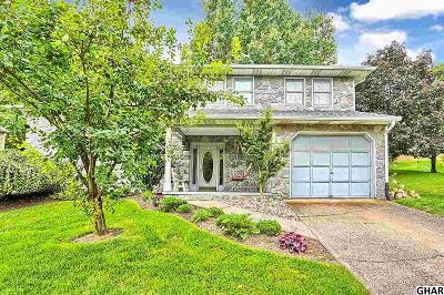 Mechanicsburg Single Family Home For Sale: 333 Indian Creek Dr
