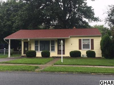 Carlisle Single Family Home For Sale: 440 D Street