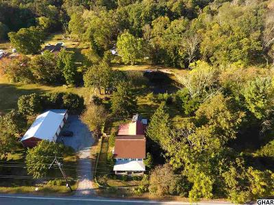 Harrisburg Single Family Home For Sale: 1630 Fishing Creek Valley Rd