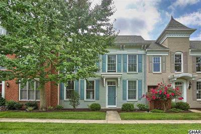 Mechanicsburg Single Family Home For Sale: 13 Devonshire Sq.