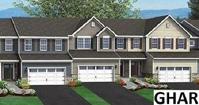 Mechanicsburg Single Family Home For Sale: 5360 (Lot #90) Mendenhall Dr