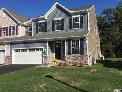 Mechanicsburg Single Family Home For Sale: Lot 123 Mendenhall Drive