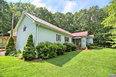 Single Family Home For Sale: 441 Tourist Park Rd