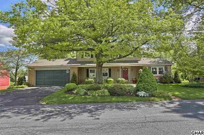 Mechanicsburg Single Family Home For Sale: 25 Broadmoor Dr